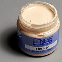 Genesis Heat-Set Paint - Flesh 08 - 1oz