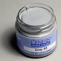 Genesis Heat-Set Paint - Gray 05 - 1oz