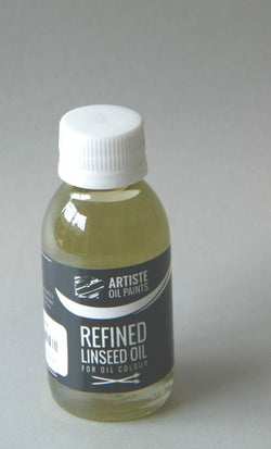 Artiste Mediums - Linseed Oil 100ml