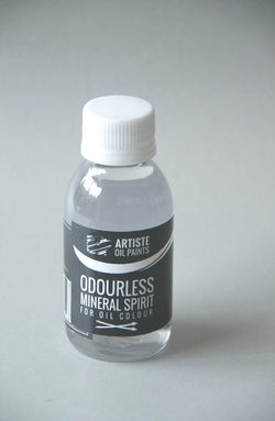 Artiste Mediums - Odourless Mineral Spirits 100ml