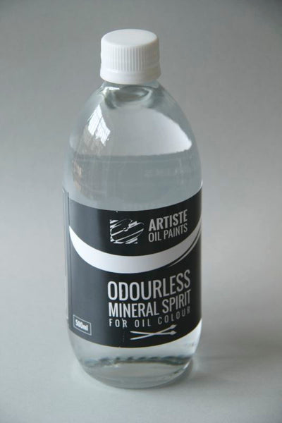 Artiste Mediums - Odourless Mineral Spirits 500ml