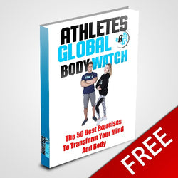 Athletes Global Body Watch Book: The Best 50 Exercises To Transform Your Mind And Body - Athletes Global Store
