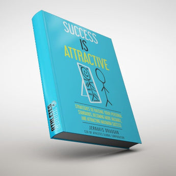 Success Is Attractive by Jernavis Draughn (CEO of Athletes Global) - Athletes Global Store