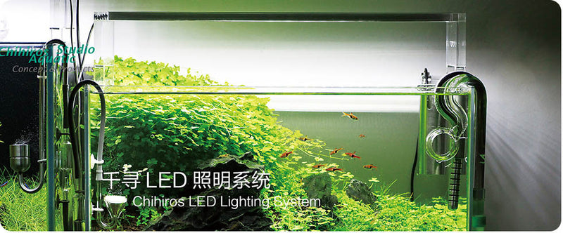 CHIHIROS LED Lighting System - Economical & Good!