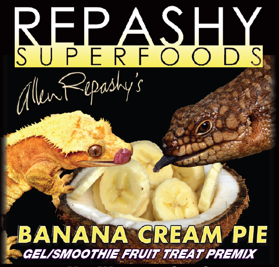 REPASHY Banana Cream Pie (3oz)
