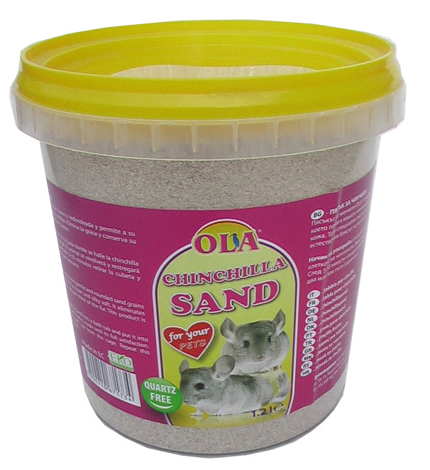 OLA Chinchilla Sand (1.2L)