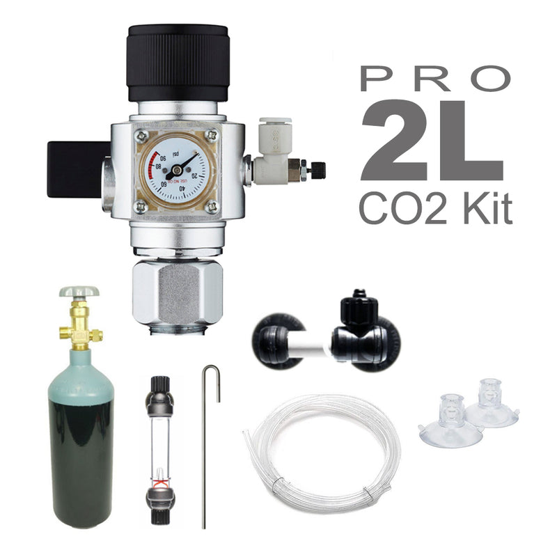 GCS CHIHIROS CO2 Professional Kit (2L)