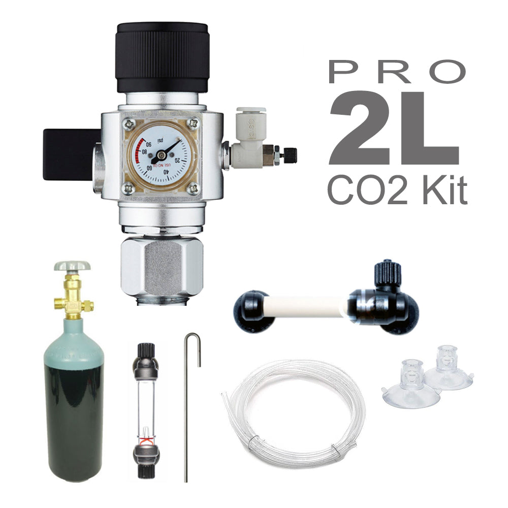 GCS CHIHIROS CO2 Professional Kit (5L)