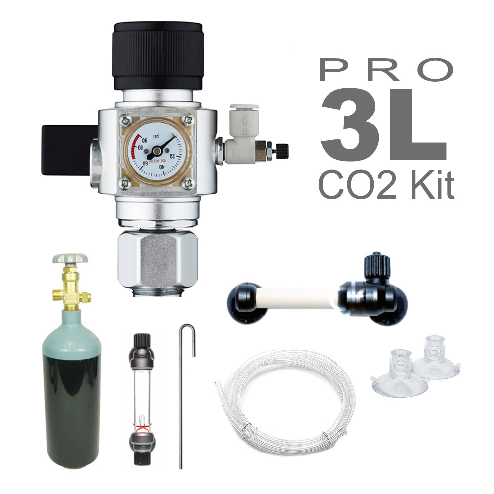 GCS CHIHIROS CO2 Professional Kit (3L)