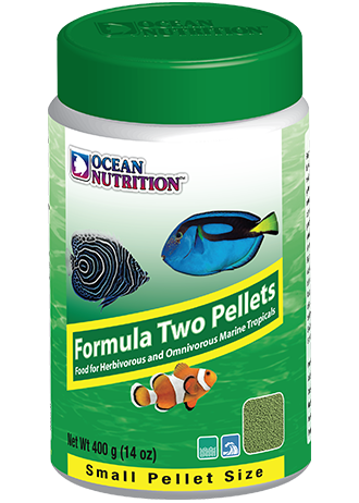 OCEAN NUTRITION Formula Two Pellets (Small / 400g)