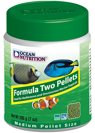 OCEAN NUTRITION Formula Two Pellets (Medium / 200g)