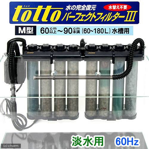 Totto Perfect Filters 3 (M / Freshwater)