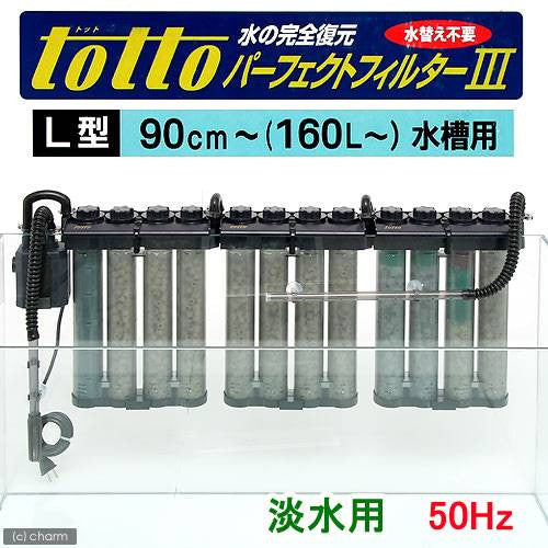 Totto Perfect Filters 3 (L / Freshwater)