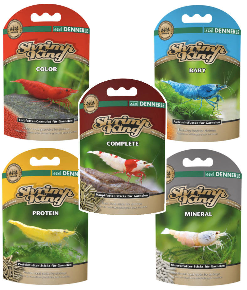SHRIMPKING 5-IN-1 JUMBO PACK (5 TYPES)