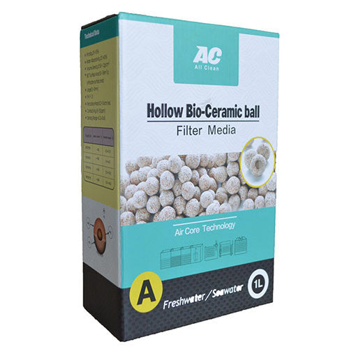 ALL CLEAN Hollow Bio-Ceramic Ball (1L)