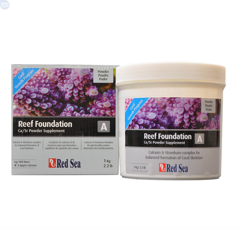 Red Sea Reef Foundation A (Powder) 1Kg