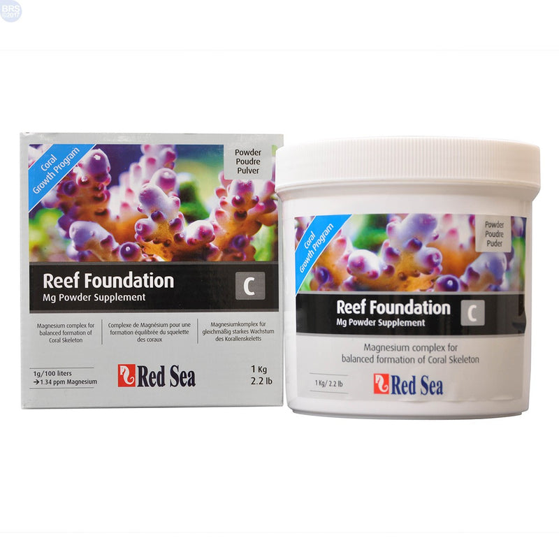 Red Sea Reef Foundation C (Powder) 1Kg