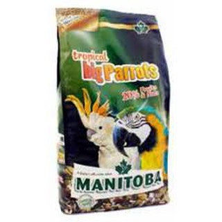 MANITOBA Tropical Big Parrots (2Kg)