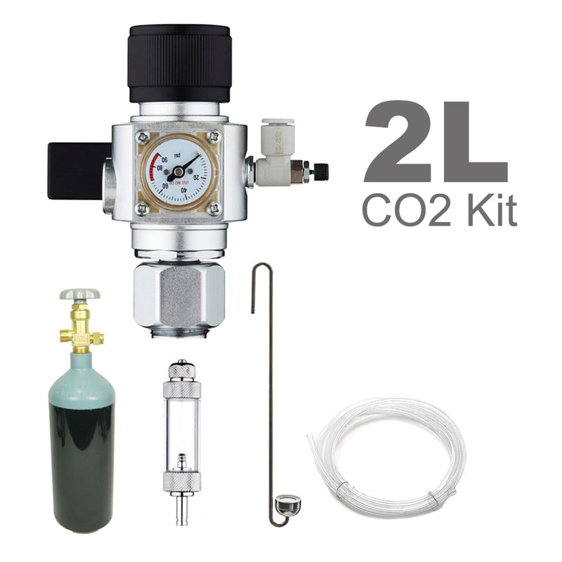 GCS CHIHIROS CO2 Complete Kit (2L)