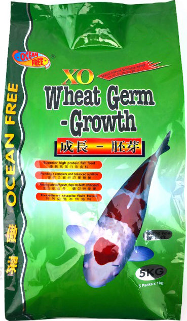 OF XO Wheatgerm Growth (M / 3mm / 1Kg)