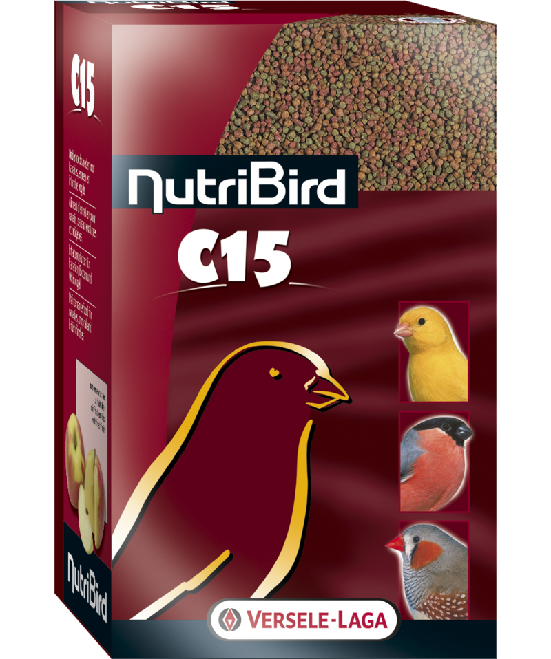 VERSELE-LAGA NutriBird C15 (1Kg / For canaries, tropical and European finches)