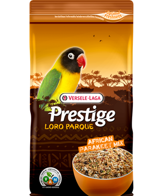 VERSELE-LAGA PRESTIGE Lord Parque - African Parakeet Mix (1Kg)