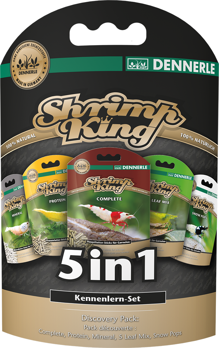 DENNERLE Shrimp King (5 In 1)