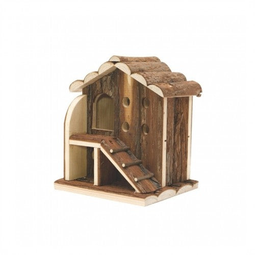 LIVING WORLD Tree House Real Wood (2 Levels / 61505)