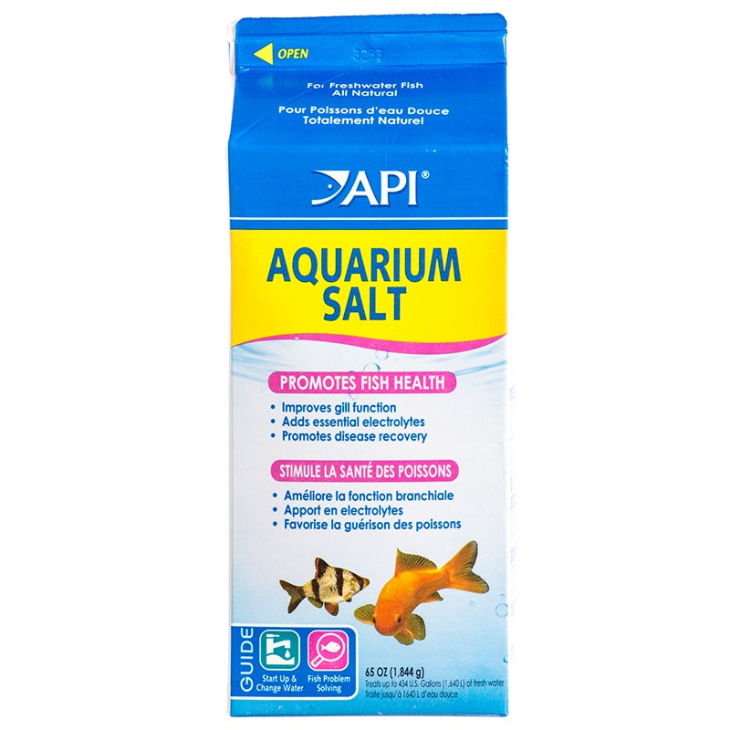 API Aquarium Salt (16oz)