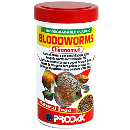 PRODAC Bloodworms Chyronomus (20g)