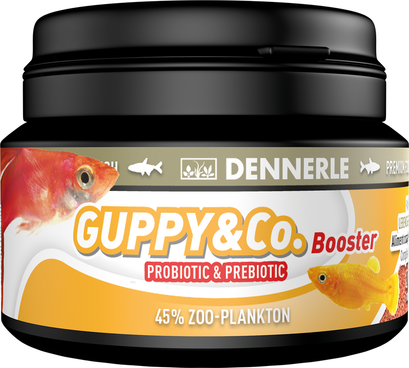 DENNERLE Guppy & Co Booster (100ml)