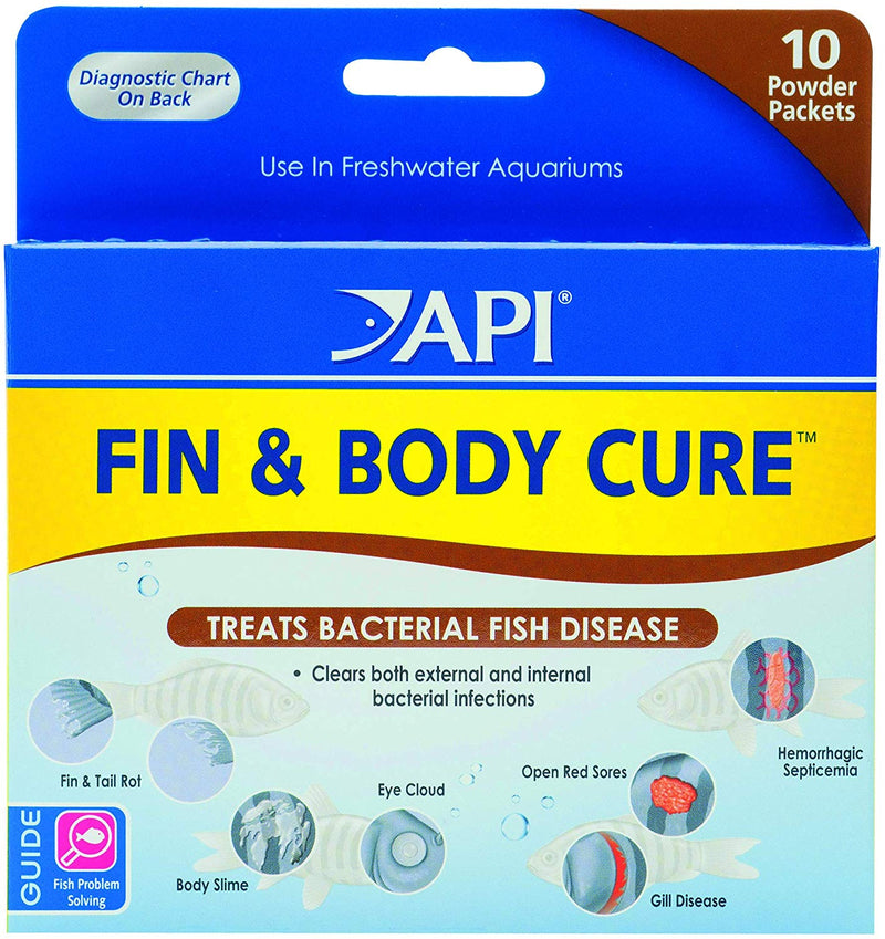 API Fin & Body Cure (10 Packs)