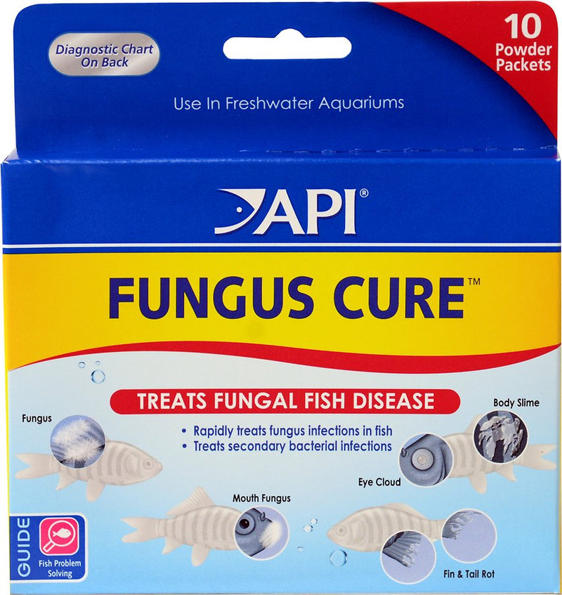 API Fungus Cure (10 Packs)