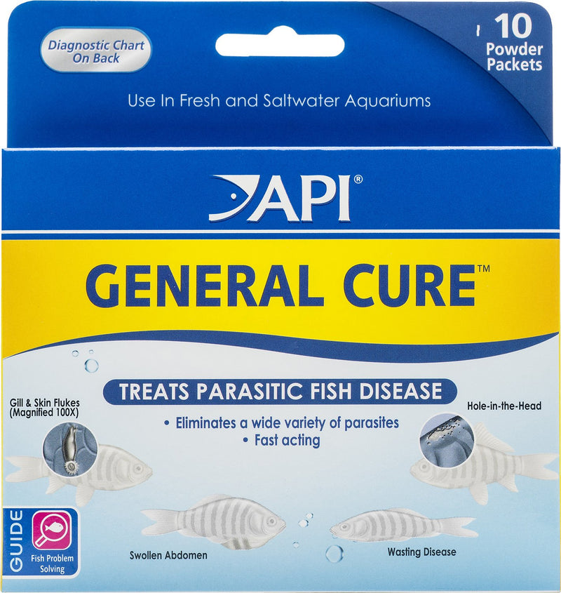 API General Cure (10 Packs)