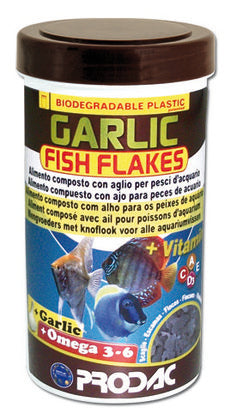 PRODAC Garlic Fish Flakes (50g)