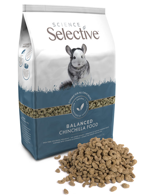 SUPREME Science Selective Chinchilla (2kg)