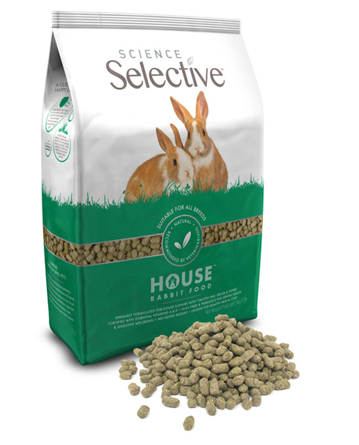 SUPREME Science Selective House Rabbit (1.5kg)