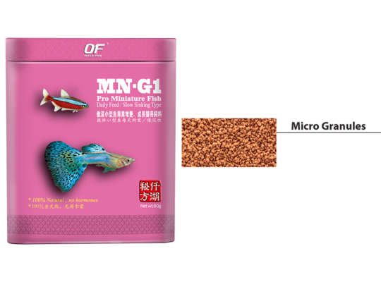 OF Pro Series MN-G1 - Pro Miniature Fish (60)