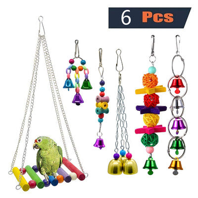 FIDS-PLAY TOY SET (6 Pc Set / Plastic)