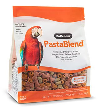 ZUPREEM PastaBlend™ (For Large Birds / 1.36KG)