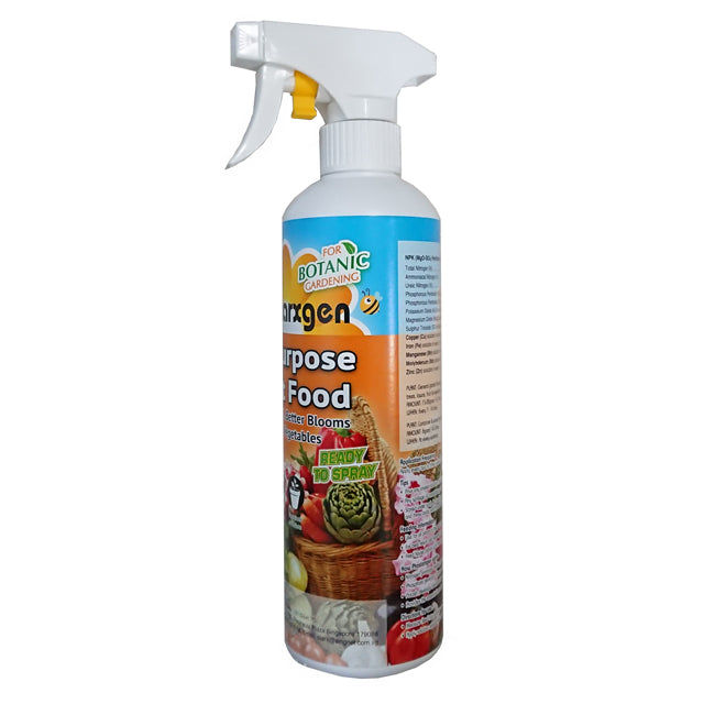 PHOSTARXGEN All Purpose Plant Food (500ml Spray Btl)