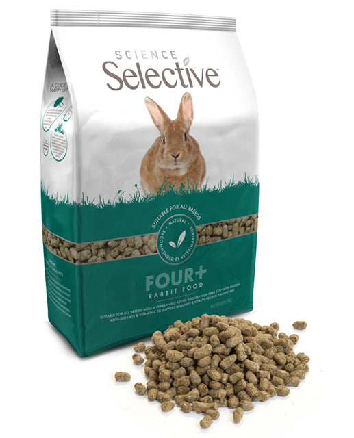 SUPREME Science Selective Rabbit Mature 4 years+ (2kg)