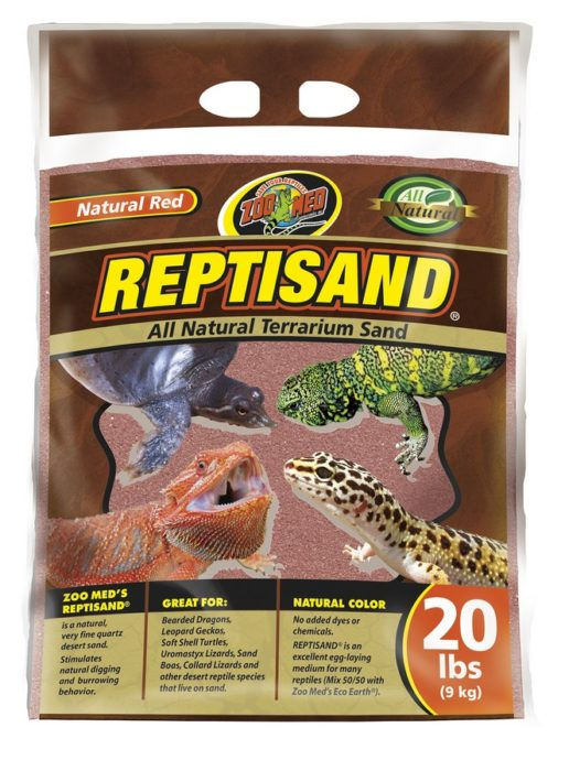 ZOO MED ReptiSand - Natural Red (4.5Kg)