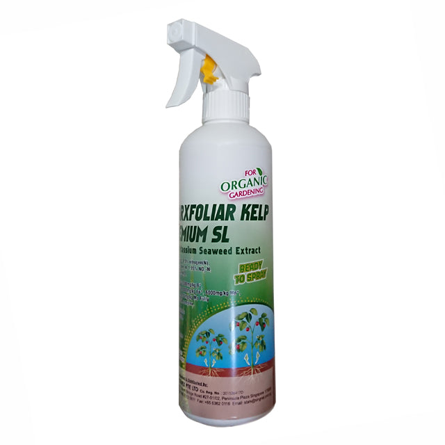 STARXFOLIAR Kelp Premium SL (500ml Spray Btl)