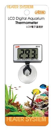 ISTA LCD Digital Thermometer