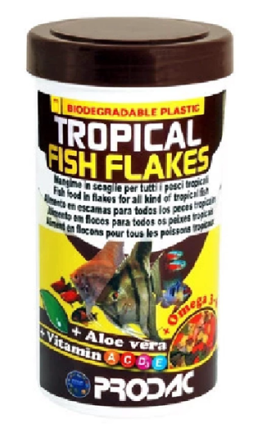 PRODAC Tropical Fish Flakes (20g)