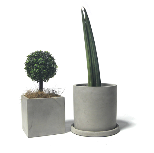 TERRA POTS CEMENT - Nordic BASIC SHAPE Pot