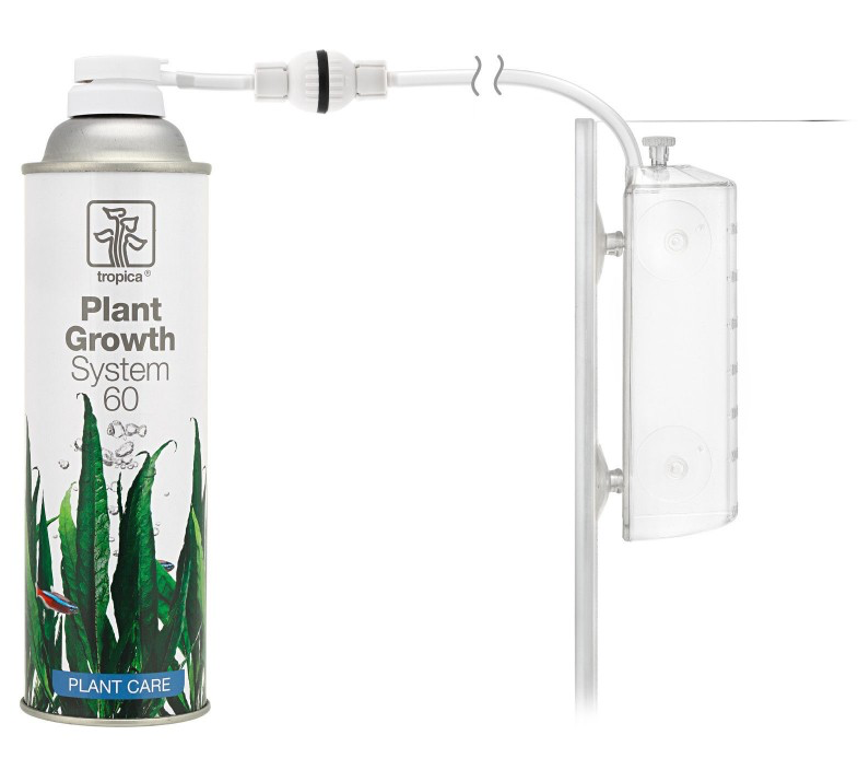 TROPICA CO2 System 60 CO2 Set for beginners