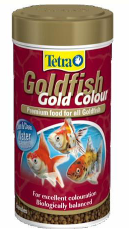 TETRA Goldfish Gold Color (250ml)