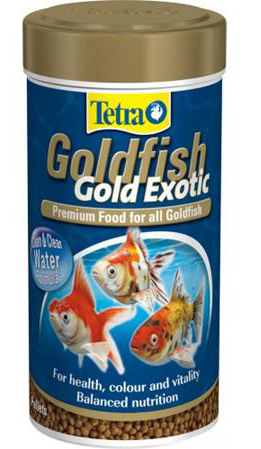 TETRA Goldfish Gold Exotic (250ml)